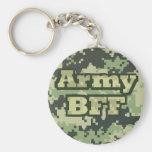 Ejército BFF Llavero