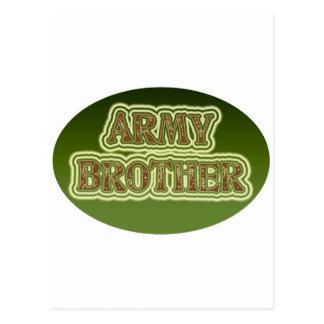 Ejército Brother Tarjetas Postales