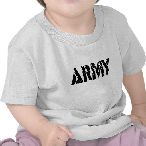 Ejército Camisetas