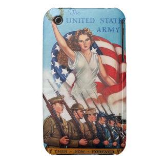Ejército de Estados Unidos para siempre iPhone 3 Case-Mate Cárcasa