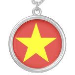 Ejército de gente de Vietnam, bandera de Vietnam Collar Personalizado