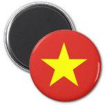 Ejército de gente de Vietnam, bandera de Vietnam Imán De Nevera