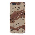 ejército de la impresión del camuflaje del modelo  iPhone 5 cárcasas