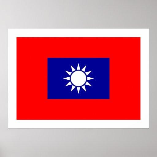 Ejército de la República de China Posters