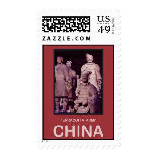 Ejército de la terracota de China Envio