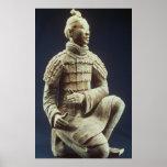 Ejército de la terracota, dinastía de Qin, 210 A.C Posters