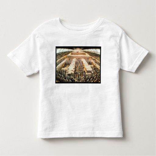 Ejército de la terracota, dinastía de Qin, 210 Camiseta