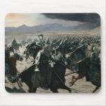 Ejército de Rohan Alfombrilla De Ratón