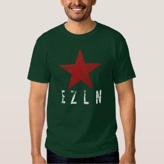 Ejército de Zapatista de liberación nacional - Playeras