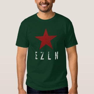 Ejército de Zapatista de liberación nacional - Polera