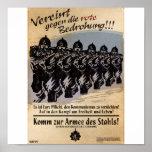 Ejército del acero - propaganda posters