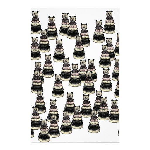 Ejército del oso  papeleria de diseño