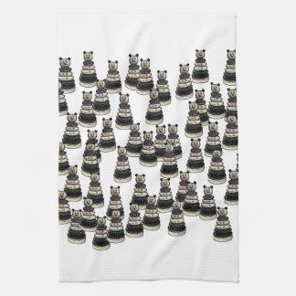 Ejército del oso toalla