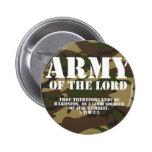 Ejército del señor pin