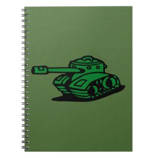 ejército del tanque