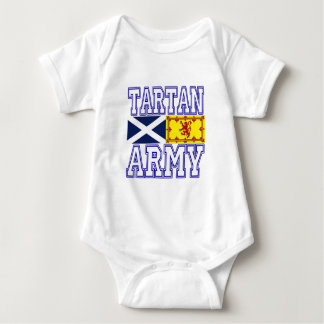 Ejército del tartán remera