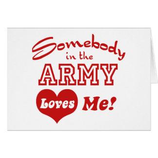Ejército Felicitacion