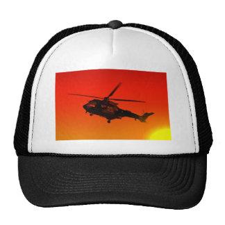 Ejército Helicoptor Gorros