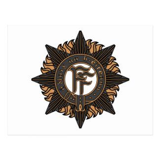 Ejército irlandés postales