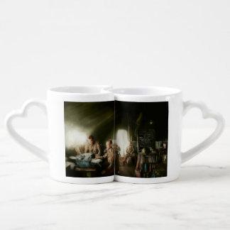 Ejército - la administración set de tazas de café