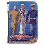 Ejército, marina de guerra y infantes de marina