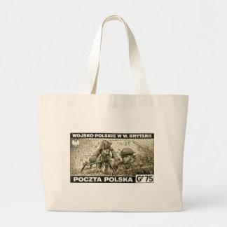 Ejército polaco de WWII en Inglaterra Bolsa