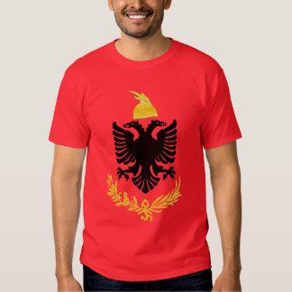 Ejército real albanés polera