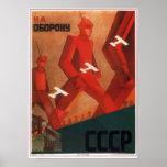 Ejército rojo 1930 de URSS Unión Soviética Impresiones