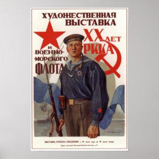 Ejército rojo 1938 de URSS Unión Soviética Impresiones