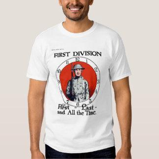 Ejército -- WWI Camisas