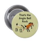 Ejes de balancín de Jingle Bell Pin