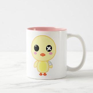 Ejiki the Chick Two-Tone Coffee Mug