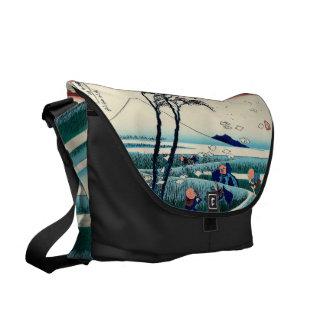 Ejiri in Suruga Province Courier Bags