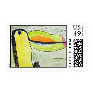Ekaterina Tchernychev Stamp