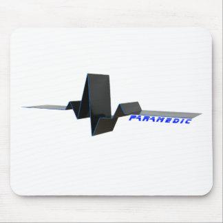 EKG Paramedic Mouse Pad