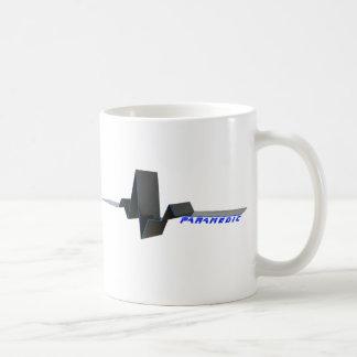EKG Paramedic Classic White Coffee Mug
