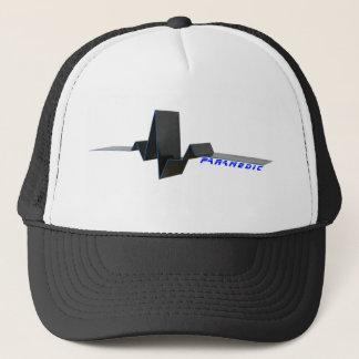 EKG Paramedic Trucker Hat