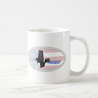 EKG Paramedic USA Classic White Coffee Mug