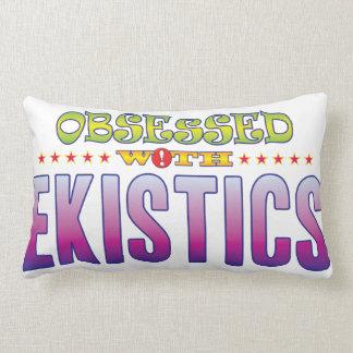 Ekistics 2 obsesionado almohadas