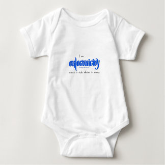 Eklectricity Collection Baby Bodysuit