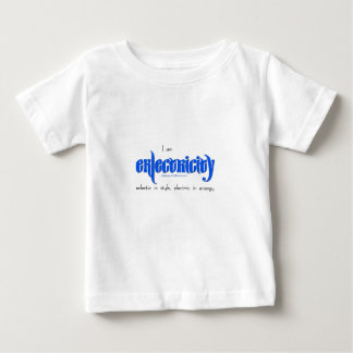 Eklectricity Collection Baby T-Shirt