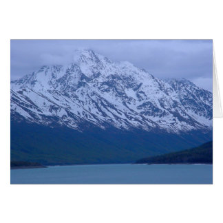 Eklutna Lake on a Summer's Day Notecard Greeting Cards