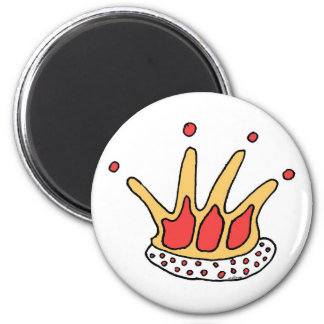 ekos Princess Crown Magnet
