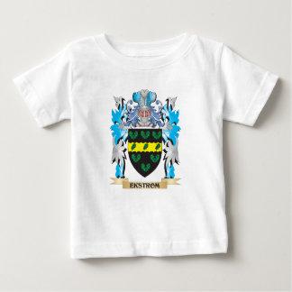 Ekstrom Coat of Arms - Family Crest Baby T-Shirt