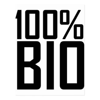 El 100% bio postal