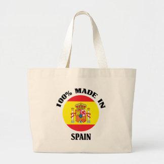 El 100 hizo en España Bolsas Lienzo