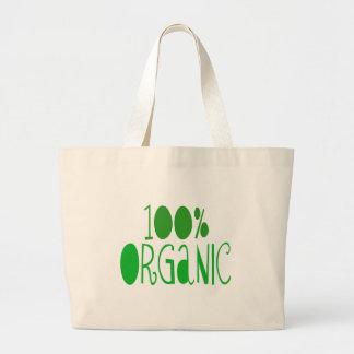 el 100% orgánico bolsa