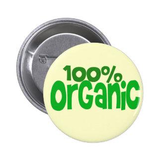 el 100% orgánico pins