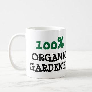 El 100% orgánico taza