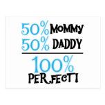El 100% perfecto - camisetas y regalos azules postales
